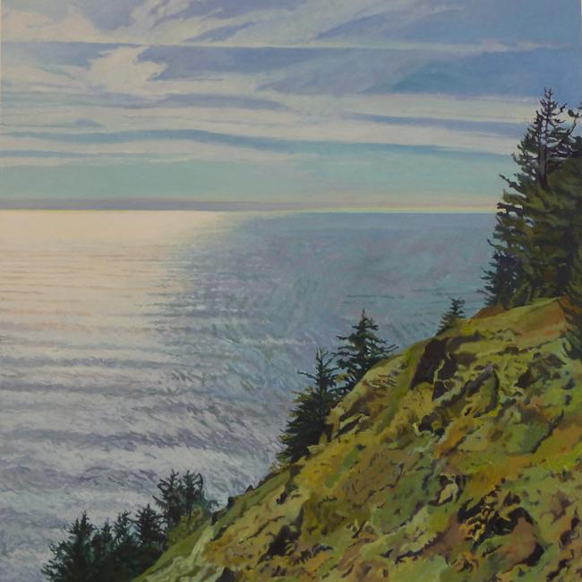 Cape-Perpetua,Early-Evening